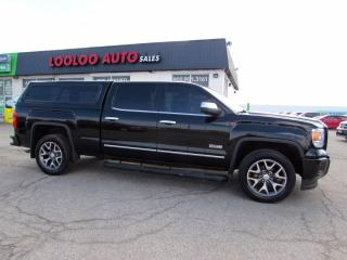 Used 2014 GMC Sierra 1500 SLE Crew Cab 4WD All Terrain 5.3L Camera Certified for sale in Milton, ON