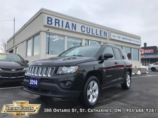 Used 2014 Jeep Compass Sport for sale in St Catharines, ON