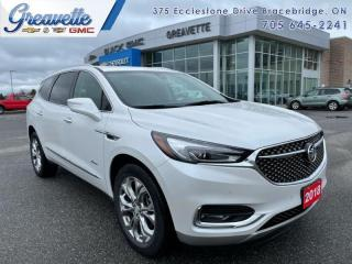Used 2018 Buick Enclave Avenir  - Sunroof -  Navigation for sale in Bracebridge, ON