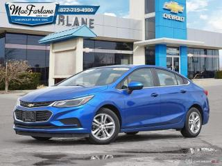 Used 2017 Chevrolet Cruze LT for sale in Petrolia, ON