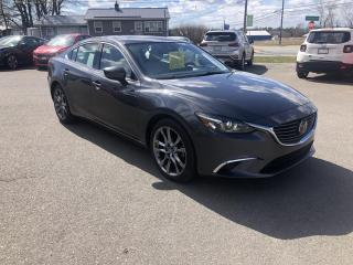 Used 2017 Mazda MAZDA6 Grand Touring for sale in Truro, NS