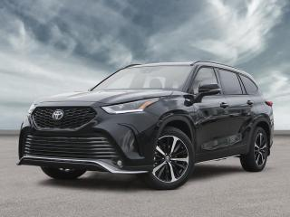 New 2021 Toyota Highlander XSE for sale in North Bay, ON