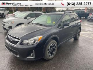 Used 2016 Subaru XV Crosstrek Limited  LIMITED, AWD, SUNROOF, NAV, TWO SETS OF TIRES for sale in Ottawa, ON