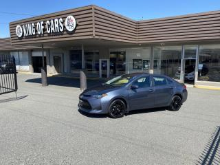 Used 2019 Toyota Corolla WITH AUTONOMNOUS BRAKING for sale in Langley, BC