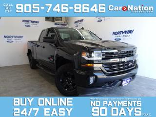 Used 2019 Chevrolet Silverado 1500 LT | Z71 OFFROAD PKG | 4X4 | TOUCHSCREEN for sale in Brantford, ON
