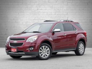 Used 2010 Chevrolet Equinox LT1 FWD for sale in London, ON