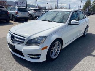 Used 2013 Mercedes-Benz C-Class C300 4MATIC AWD for sale in Ottawa, ON