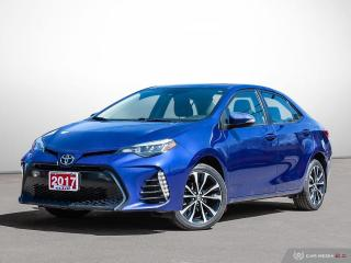 Used 2017 Toyota Corolla SE for sale in Carp, ON