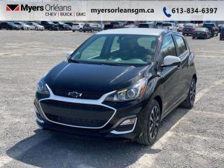 New 2021 Chevrolet Spark LT  - OnStar for sale in Orleans, ON