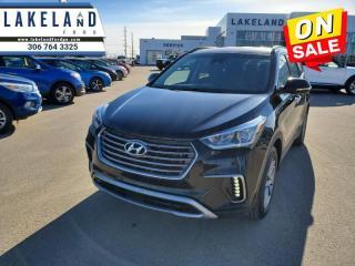 Used 2019 Hyundai Santa Fe XL 3.3L Preferred AWD 7 Pass  - $214 B/W for sale in Prince Albert, SK