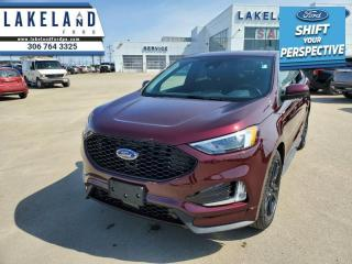 New 2021 Ford Edge ST Line  - Activex Seats - $293 B/W for sale in Prince Albert, SK