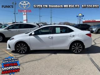 Used 2019 Toyota Corolla XSE Package for sale in Steinbach, MB