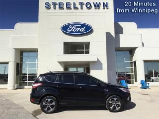 Used 2018 Ford Escape SEL  - Leather Seats -  SYNC 3 for sale in Selkirk, MB