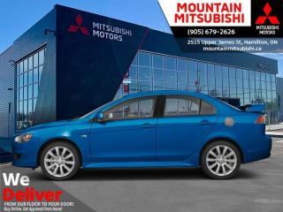 Used 2011 Mitsubishi Lancer Ralliart  - Aluminum Wheels - $124 B/W for sale in Mount Hope (Hamilton), ON