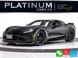 Used 2018 Chevrolet Corvette Grand Sport, 460HP, 3LT, PDR, HEATED, VENTED, CAM for sale in Toronto, ON