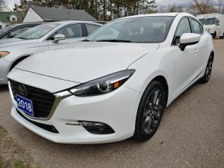 Used 2018 Mazda MAZDA3 GT for sale in Pembroke, ON