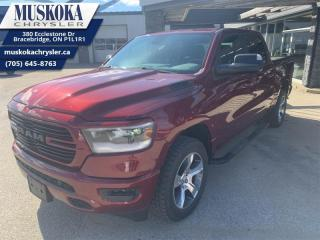 Used 2019 RAM 1500 Sport  - Low Mileage for sale in Bracebridge, ON