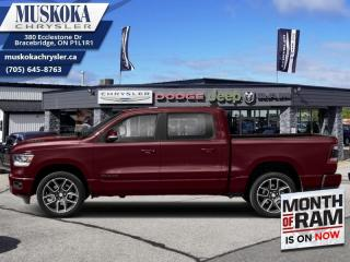 New 2021 RAM 1500 Sport  - Sport Package - Leather Seats for sale in Bracebridge, ON