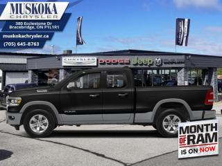 New 2021 RAM 1500 Laramie for sale in Bracebridge, ON