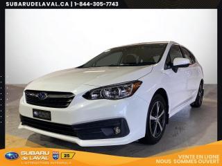 Used 2020 Subaru Impreza Hatch Touring *Écran tactile, Apple Carp for sale in Laval, QC