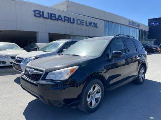 Used 2014 Subaru Forester Forester Awd *Sièges chauffants* for sale in Laval, QC