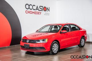 Used 2015 Volkswagen Jetta TSI+SIEGES CHAUFFANTS+CAMERA DE RECUL for sale in Laval, QC