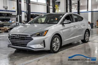 Used 2020 Hyundai Elantra Preferred+SIEGES CHAUFFANTS+APPLE CARPLAY for sale in Laval, QC