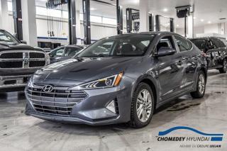 Used 2020 Hyundai Elantra Preferred+BLUETOOTH+CAM/RECUL+SIEGE/CHAUFF for sale in Laval, QC