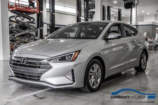 Used 2020 Hyundai Elantra Preferred+SIEGES/VOLANT CHAUFFANT+BLUEHTOOTH for sale in Laval, QC