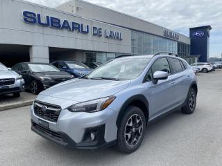 Used 2018 Subaru XV Crosstrek Sport *Détection angle mort, toit ouvran for sale in Laval, QC