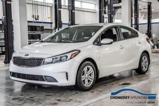 Used 2017 Kia Forte LX+BLUETHOOTH+MAGS+GROUPE ELECTRIQUE for sale in Laval, QC