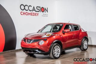 Used 2016 Nissan Juke SV AWD+SIEGES CHAUFFANTS+CAMERA DE RECUL for sale in Laval, QC
