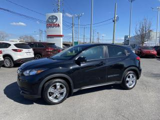Used 2016 Honda HR-V 2WD 4DR MAN LX for sale in St-Hubert, QC