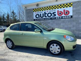 Used 2010 Hyundai Accent for sale in Laval, QC