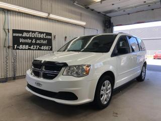 Used 2014 Dodge Grand Caravan 4dr Wgn SXT  $55.12/ SEMAINE+TAXES for sale in St-Raymond, QC