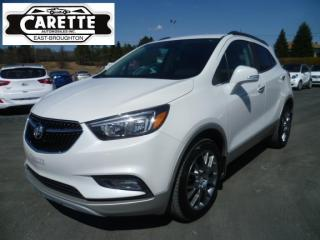 Used 2017 Buick Encore Awd Sport Touring for sale in East broughton, QC