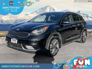 Used 2018 Kia NIRO SX  - Navigation -  Sunroof -  Leather Seats - $226 B/W for sale in Abbotsford, BC