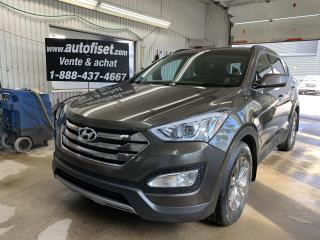 Used 2014 Hyundai Santa Fe Sport AWD 4dr 2.4L Premium for sale in St-Raymond, QC