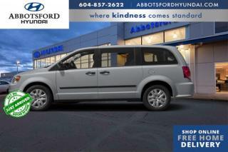 Used 2016 Dodge Grand Caravan SXT  -  Power Windows - $115 B/W for sale in Abbotsford, BC