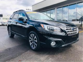 Used 2017 Subaru Outback 3.6R Limited,toit,gps,cuir for sale in Lévis, QC