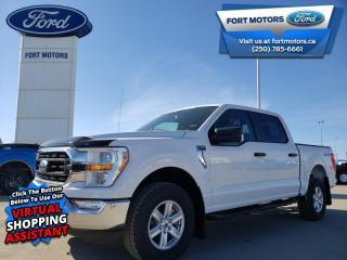 New 2021 Ford F-150 XLT  - $381 B/W for sale in Fort St John, BC