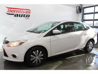 Used 2014 Ford Focus SE for sale in Lévis, QC