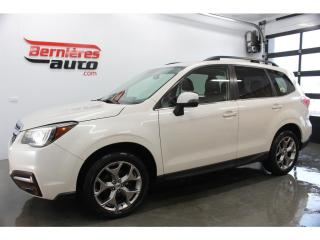 Used 2017 Subaru Forester LIMITED AWD for sale in Lévis, QC