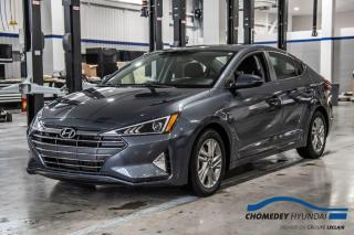 Used 2020 Hyundai Elantra Preferred+APPLE CARPLAY+SIEGES CHAUFFANTS for sale in Laval, QC