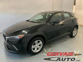 Used 2017 Mazda CX-3 GS Luxe GPS Cuir Toit Ouvrant Mags Caméra for sale in Trois-Rivières, QC
