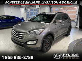 Used 2015 Hyundai Santa Fe Sport GARANTIE + A/C + SIEGES CHAUFFANTS + WOW for sale in Drummondville, QC