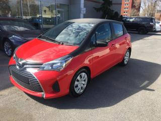 Used 2016 Toyota Yaris LE  **  BAS KM ** for sale in Longueuil, QC