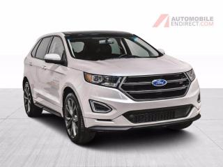Used 2017 Ford Edge SPORT AWD TOIT PANO NAV MAGS CAMERA DE RECUL for sale in St-Hubert, QC