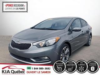 Used 2014 Kia Forte ** EX * MAGS * CAMERA * 54550 KM  * for sale in Québec, QC