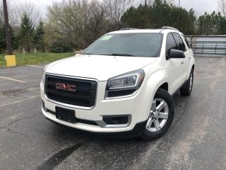 Used 2014 GMC Acadia SLE-2 AWD for sale in Cayuga, ON